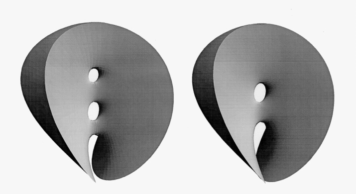 Chen-Gackstätter's surfaces