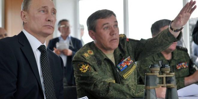 Resultado de imagen para Doctrina Gerasimov