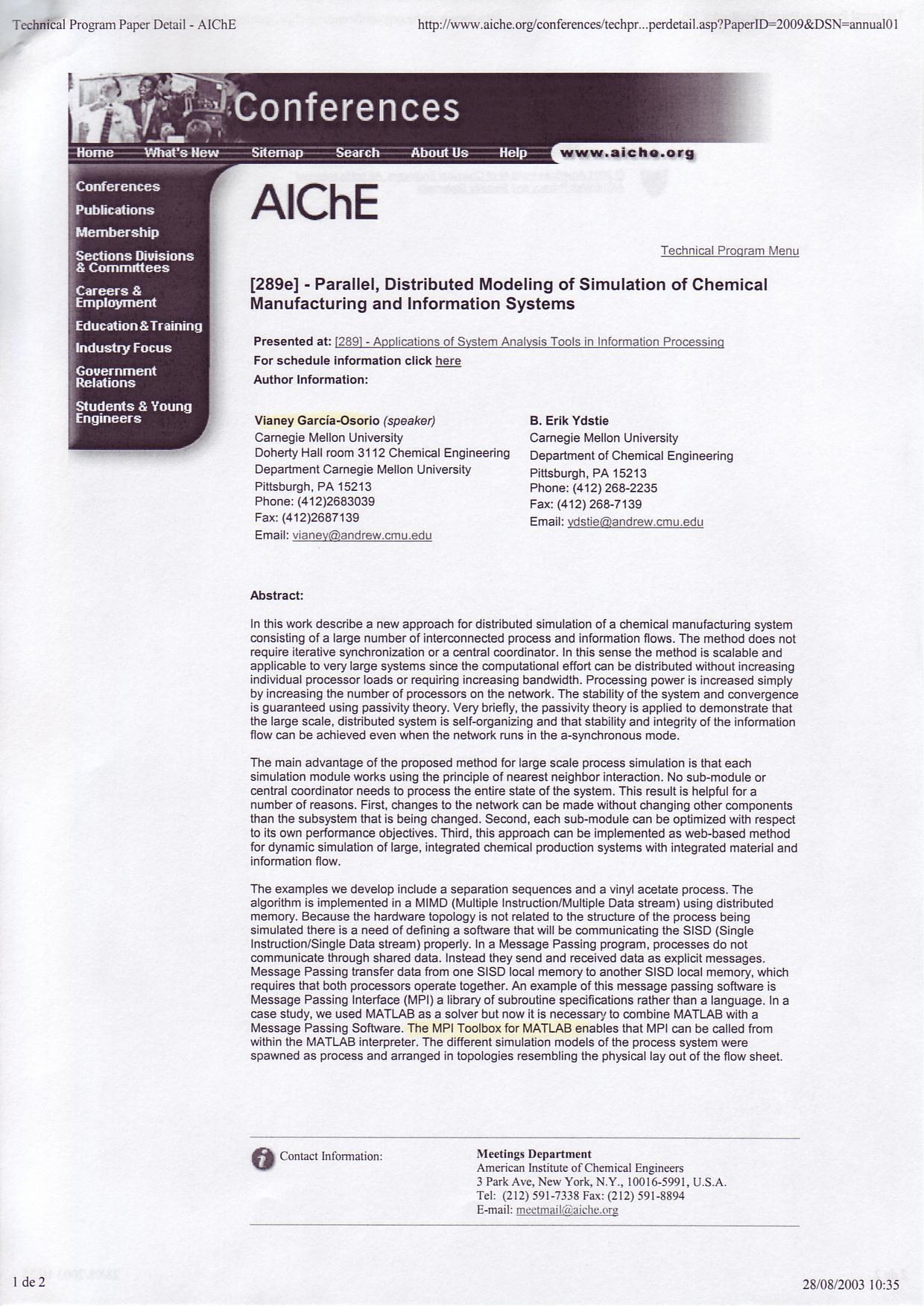 Manufacturing information system essay