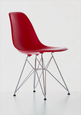 Swell Eames Shell Chairs Modern Minimalist Classic Or Bourgeois Gamerscity Chair Design For Home Gamerscityorg