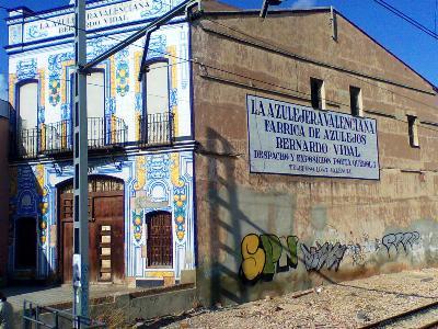 Medicina popular en meliana valencia for Fabrica de azulejos