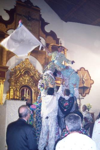 El corpus christi y su octava en pe alsordo entre la - Alfombras toledo ...