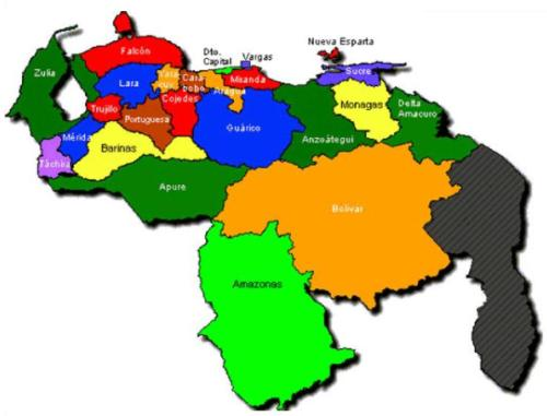 venezuela oriente: