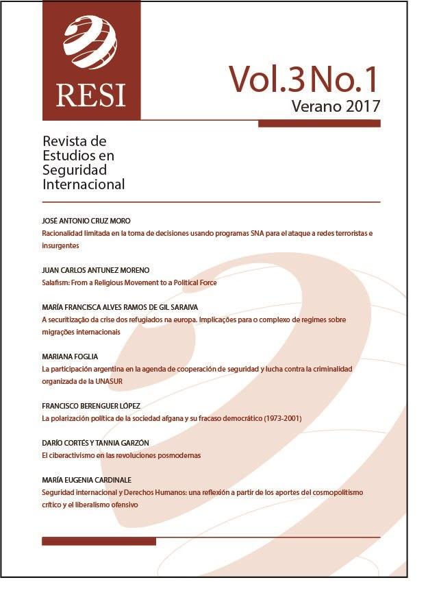 resi es una revista cientfica electrnica de acceso abierto open access su es semestral y sus lneas temticas son las