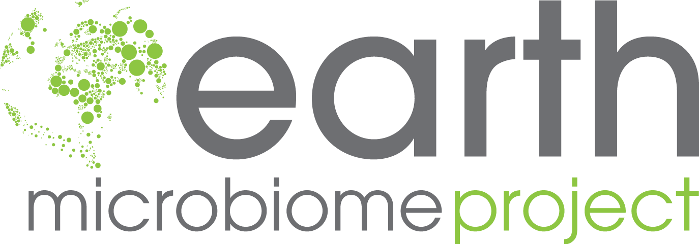 logo earth microbiome