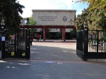 Campus de la ugr universidad de granada - Ets arquitectura malaga ...