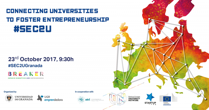 Jornada Startup Europe Comes to the Universities